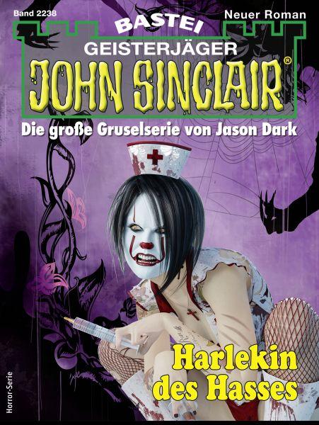John Sinclair 2238 - Horror-Serie