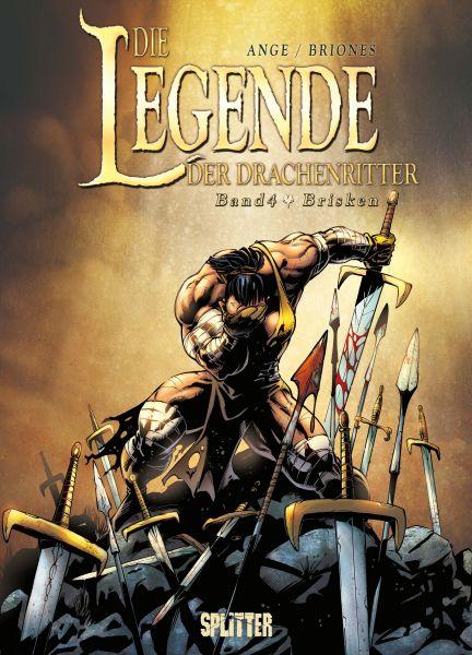 Die Legende der Drachenritter. Band 4