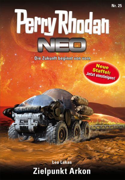 Perry Rhodan Neo Paket 4 Beam Einzelbände: Vorstoß nach Arkon