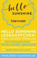 Hello Sunshine Lesehäppchen