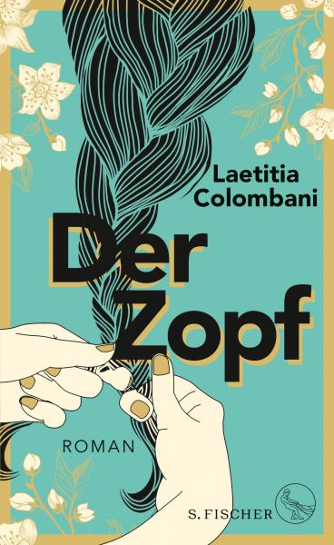 Cover Laetitia Colombani: Der Zopf