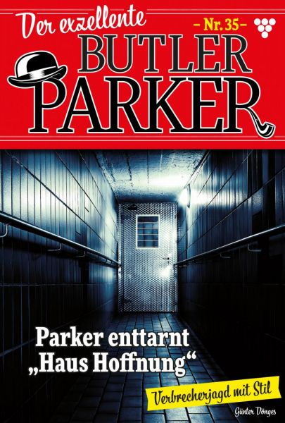 Der exzellente Butler Parker 35 – Kriminalroman