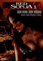RED SONJA, BAND 1: Der Ring von Ikribu