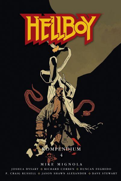 Hellboy Kompendium 4