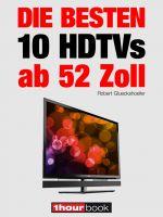 Die besten 10 HDTVs ab 52 Zoll