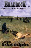 BRADDOCK #17: Die Rache der Apachen