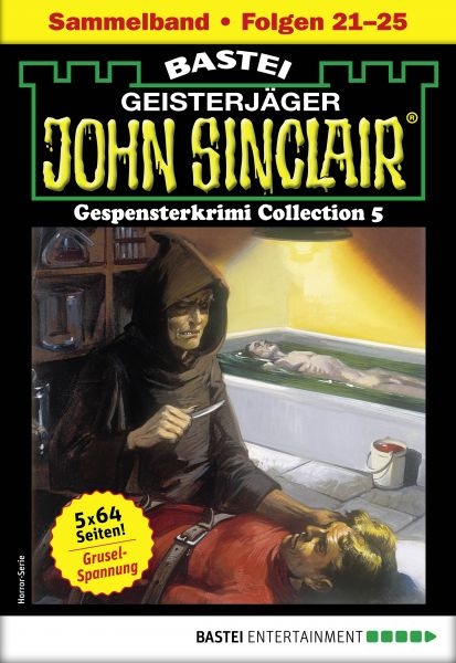 John Sinclair Gespensterkrimi Collection 5 - Horror-Serie
