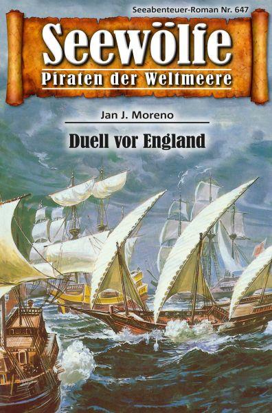 Seewölfe - Piraten der Weltmeere 647