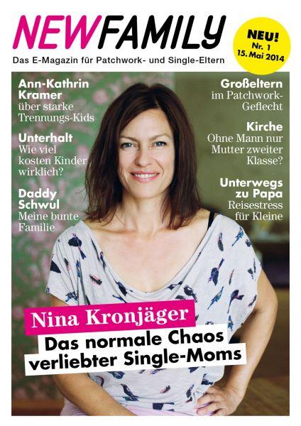 New Family - Das E-Magazin für Patchwork- und Single-Eltern