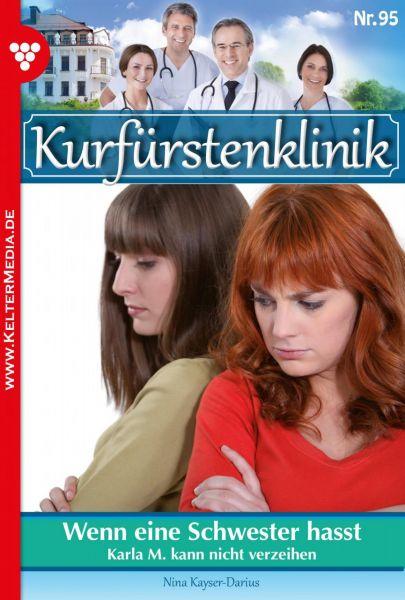 Kurfürstenklinik 95 – Arztroman