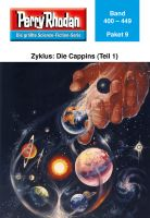 Perry Rhodan-Paket 9: Die Cappins (Teil 1)