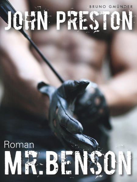Mr. Benson (Klassiker der schwulen SM-Literatur)