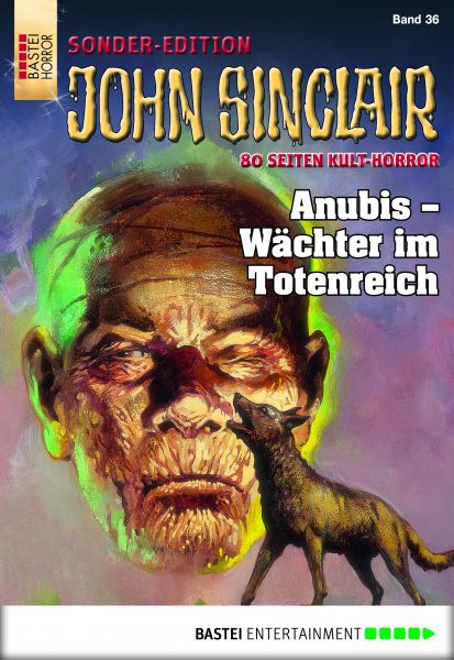 John Sinclair Sonder-Edition - Folge 036