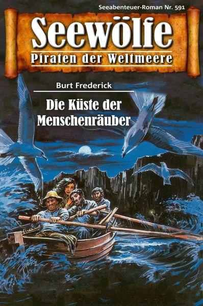 Seewölfe - Piraten der Weltmeere 591