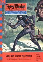 Perry Rhodan 76: Unter den Sternen von Druufon (Heftroman)