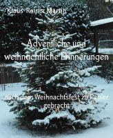 Adventliche und weihnachtliche Erinnerungen