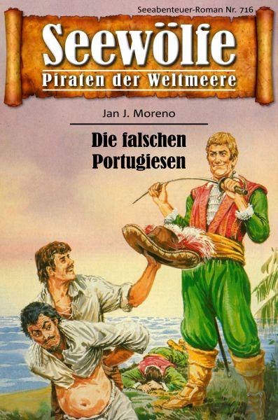 Seewölfe - Piraten der Weltmeere 716