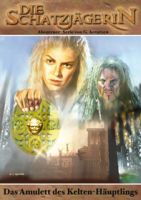 Die Schatzjaegerin 14 - Das Amulett des Kelten-Häuptlings