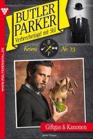 Butler Parker 73 - Kriminalroman