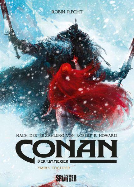 Conan der Cimmerier: Ymirs Tochter