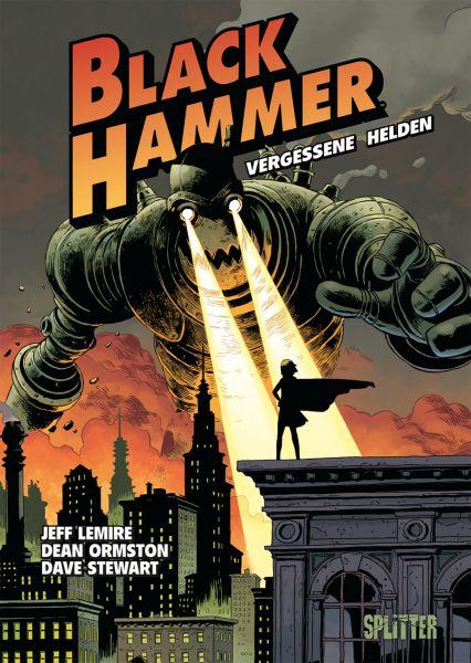 Black Hammer. Band 1
