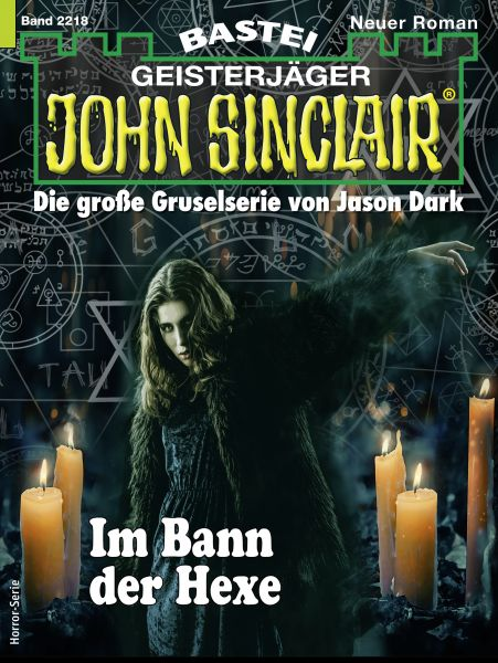 John Sinclair 2218 - Horror-Serie