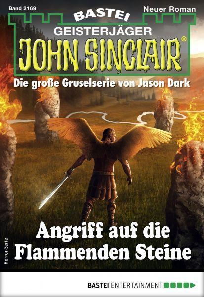 John Sinclair 2169 - Horror-Serie