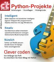 c't wissen Python-Projekte (2018)