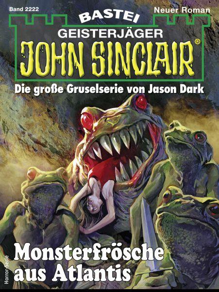 John Sinclair 2222 - Horror-Serie