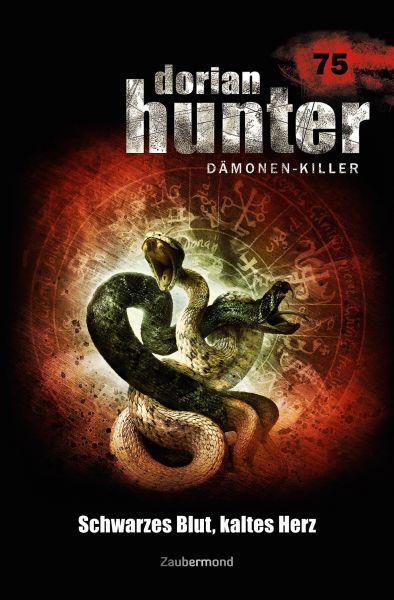 Dorian Hunter 75 – Schwarzes Blut, kaltes Herz
