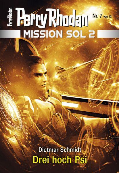 Mission SOL 2020 / 7: Drei hoch Psi