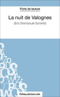 La nuit de Valognes d'Eric-Emmanuel Schmitt (Fiche de lecture)