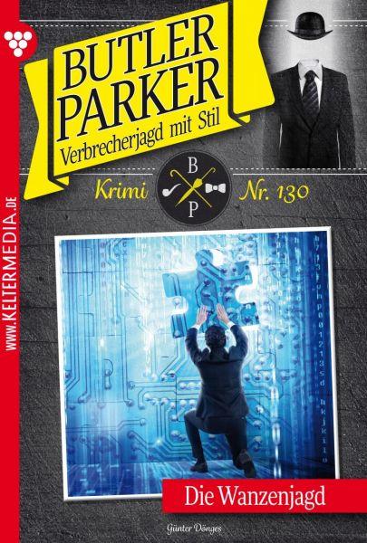 Butler Parker 130 – Kriminalroman