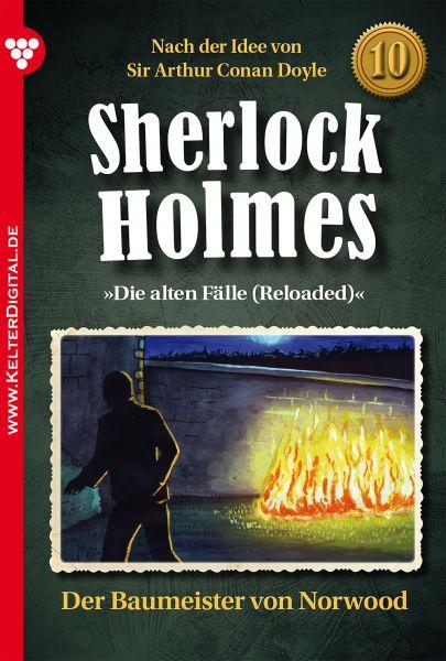 Sherlock Holmes 10 – Kriminalroman