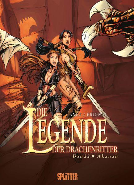 Die Legende der Drachenritter. Band 2