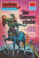 Perry Rhodan 661: Der Sonnenzünder (Heftroman)