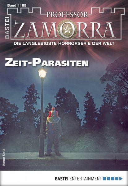 Professor Zamorra 1188 - Horror-Serie