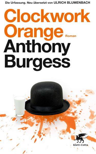 Cover Anthony Burgess Clockwork Orange