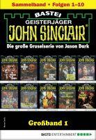 John Sinclair Großband 1 - Horror-Serie