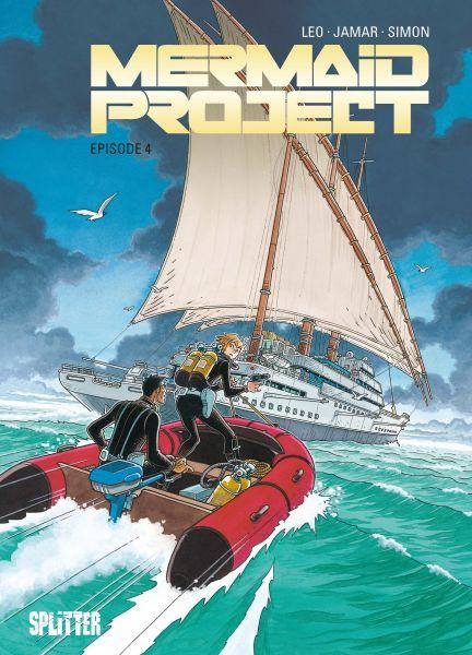 Mermaid Project. Band 4