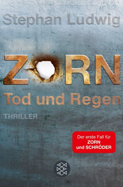Cover Stephan Ludwig Zorn Tod und Regen