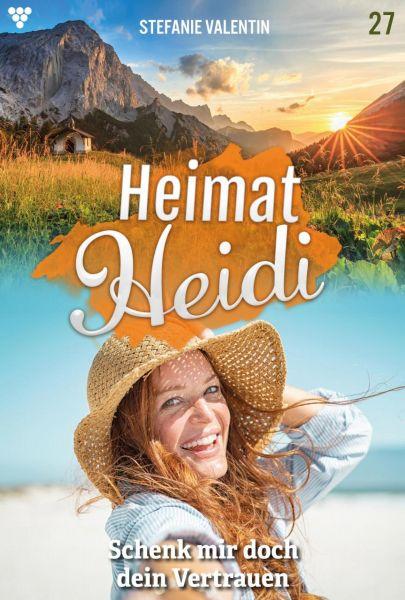 Heimat-Heidi 27 – Heimatroman