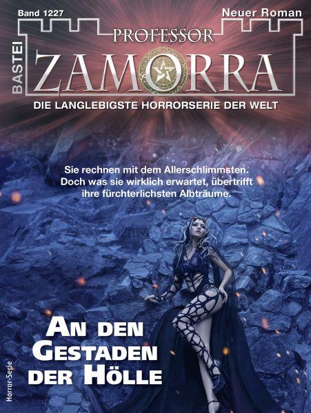 Professor Zamorra 1227 - Horror-Serie