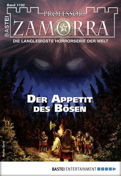 Professor Zamorra 1192 - Horror-Serie