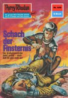 Perry Rhodan 649: Schach der Finsternis (Heftroman)