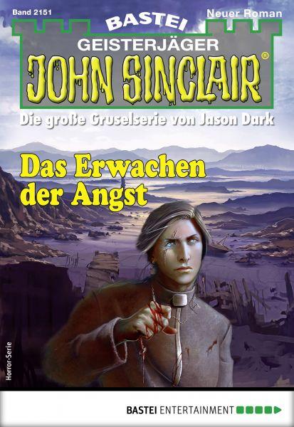 John Sinclair 2151 - Horror-Serie