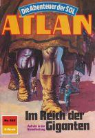 Atlan 549: Im Reich der Giganten (Heftroman)