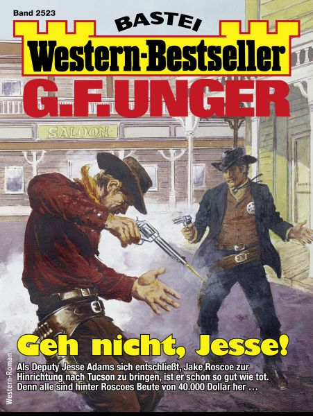 G. F. Unger Western-Bestseller 2523