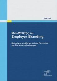 MehrWERT(e) im Employer Branding
