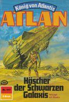 Atlan 417: Häscher der Schwarzen Galaxis